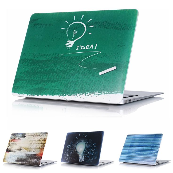 Bulb Design Style Protective Hard Case Shell for MacBook 12 inch Air 11 13 inch Pro 13 15 inch Pro Retina 13 15 inch