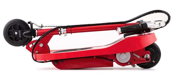 MCC manufacturing E Scooter Ride for kids is available with best Rechargeable Battery and Adjustable Height .
