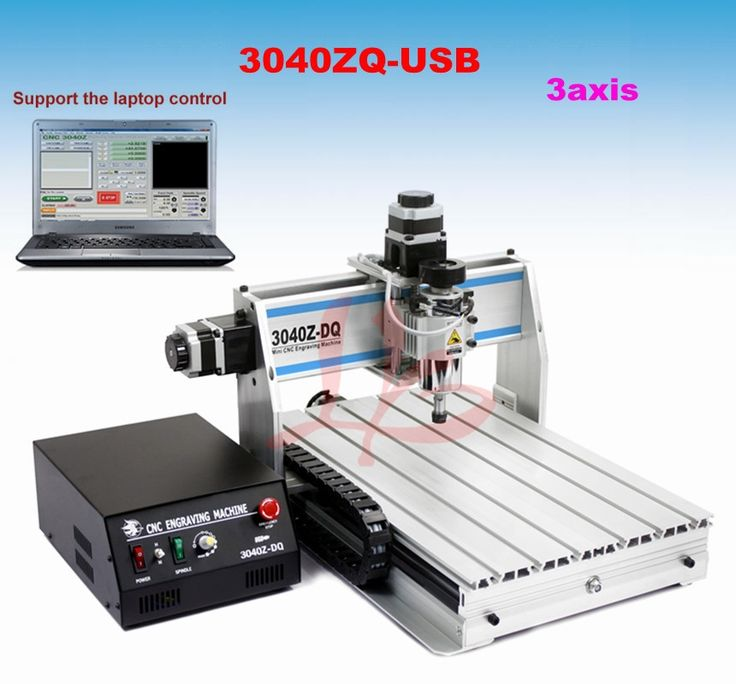 796.10$  Watch here - http://aidaw.worlditems.win/all/product.php?id=32613158753 - 2016 newest cnc router 3040 ZQ-USB cnc machine for sale small cnc machine