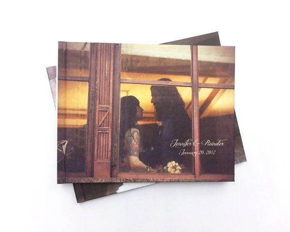 10x10 Photo Album Digital Photo Album Custom Album Wedding
