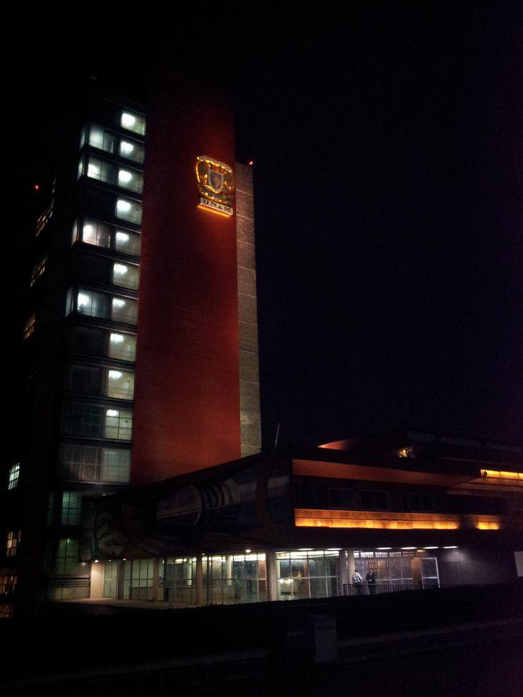 Rectoria, UNAM