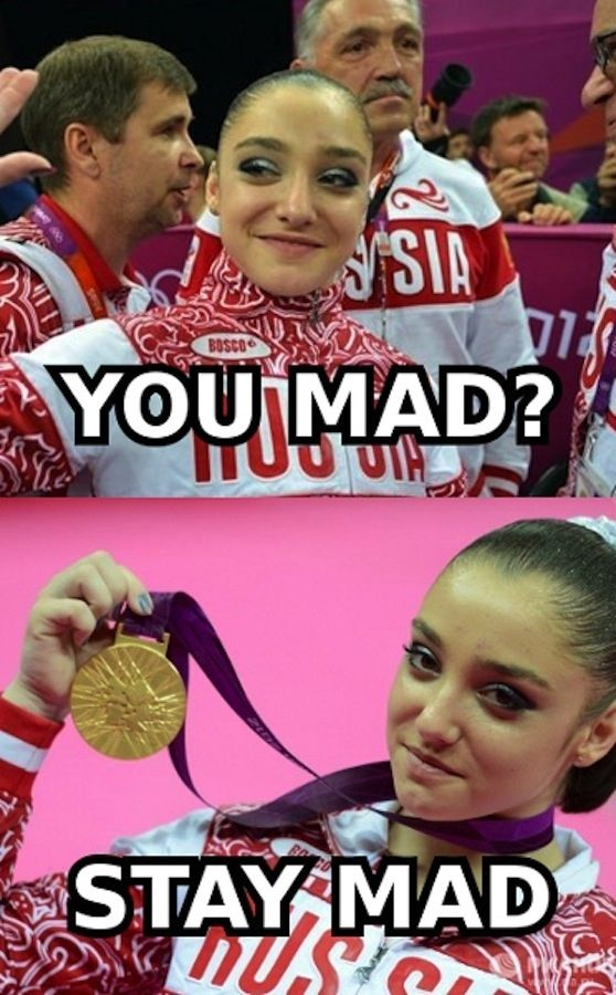 So, to wrap things up, call her a diva or a sore loser or whatever you want.