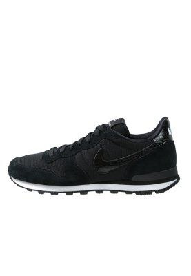 INTERNATIONALIST - Sneakers - black/white