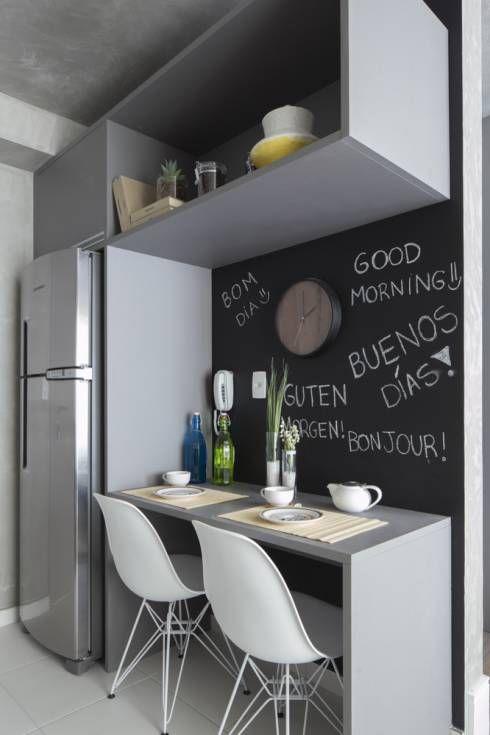 Cocinas de estilo moderno por SESSO & DALANEZI