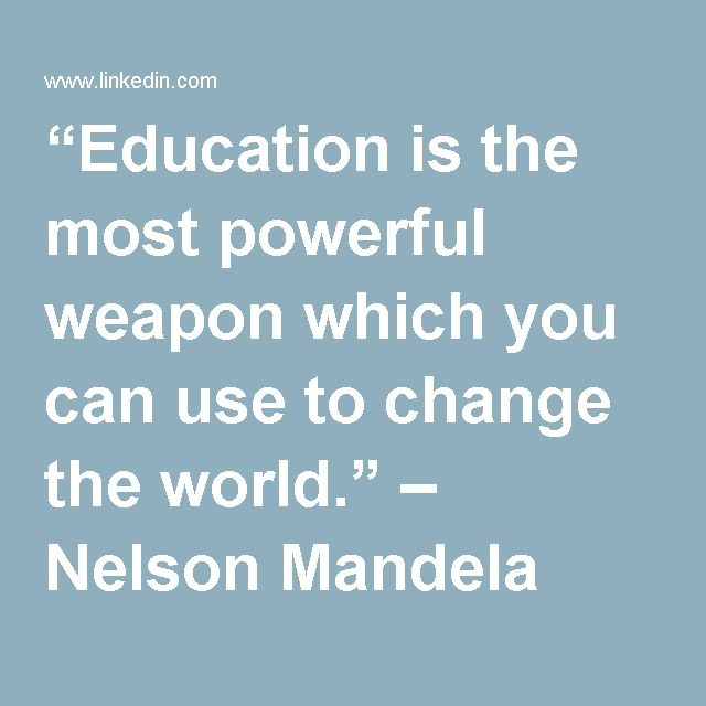 7 best im products images on pinterest wealth change 3 and foxes education is the most powerful weapon which you can use to change the world malvernweather Image collections