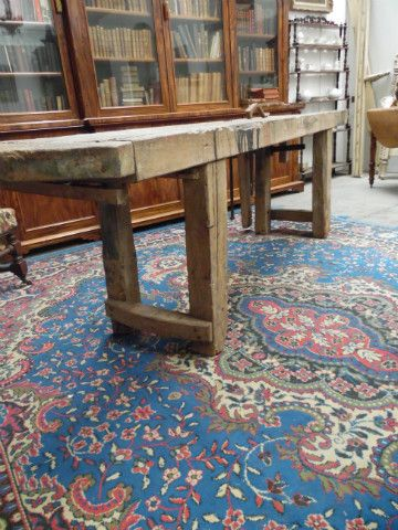 Industrial work Table - Mobilier Industriel - Nord Antique