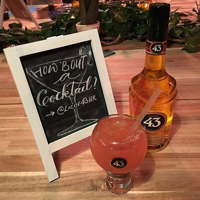 Thank you @thepresstent and @licor43uk for a great evening on Wednesday! Blog post to follow soon. #licor43 #cocktails #sangria #bloggerevent #bloggersevent
