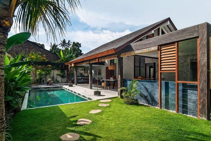 rené kroondijk builds tropical anggana villa in bali