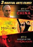 Once Upon a Time in China/The Medallion/Legend of the Red Dragon [3 Discs] [DVD], 26244518