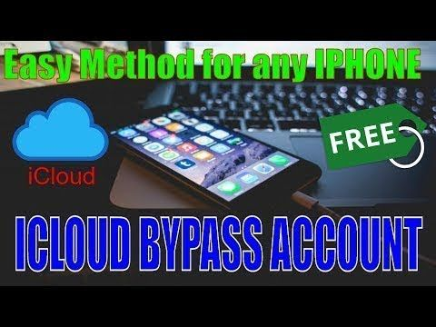 Remove plus Unlock iCloud from Any iPhone Without password