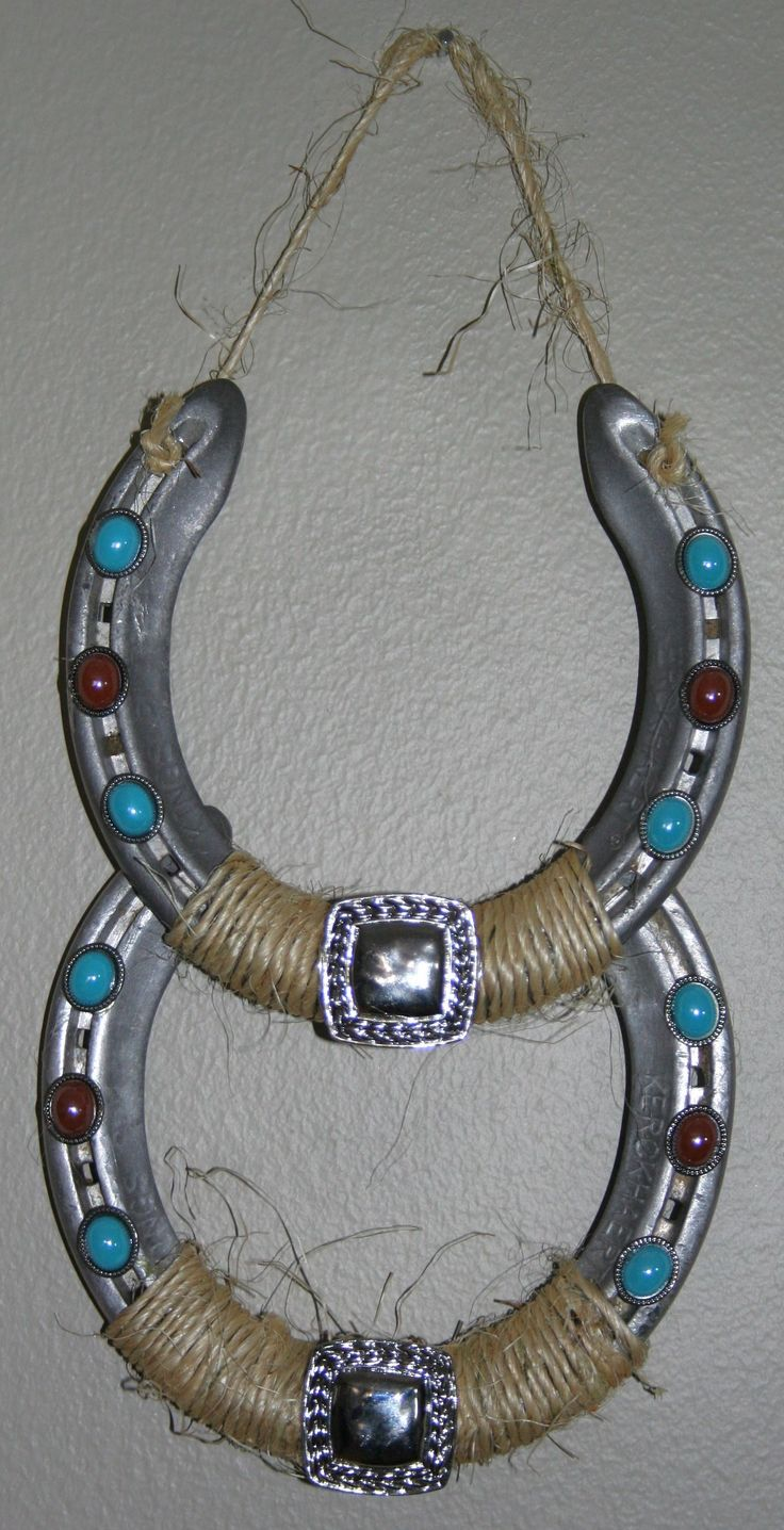Horseshoe arts and crafts - Find This Pin And More On Everything Western Crafts