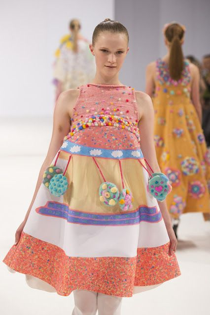 Chen-Yu Wang - Graduate Fashion Week 2013 - London - United Kingdom