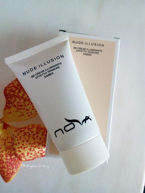 @novakosmetica_  - Cosmetici Bio Naturali e Vegan | L'Angolino di Mary - BB Cream Illuminante effetto tensore - NUDE ILLUSION