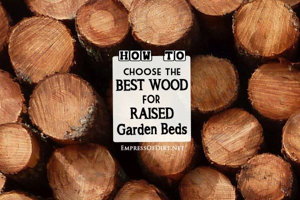 86 best images about raised garden beds on pinterest gardens raised planter beds and raised beds for Best wood for raised garden beds