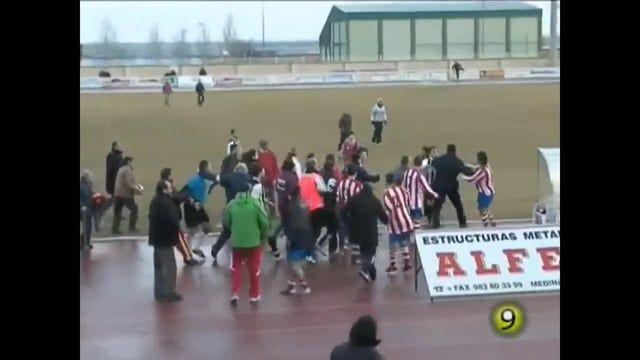 Best football Fights  Hd sports Fights