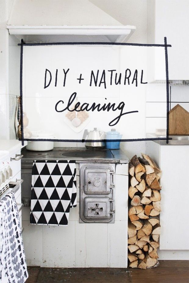 DIY Natural Cleaning Products.