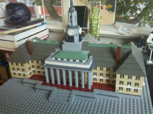 Old Main | lego my legos | Pinterest | Lego and Php