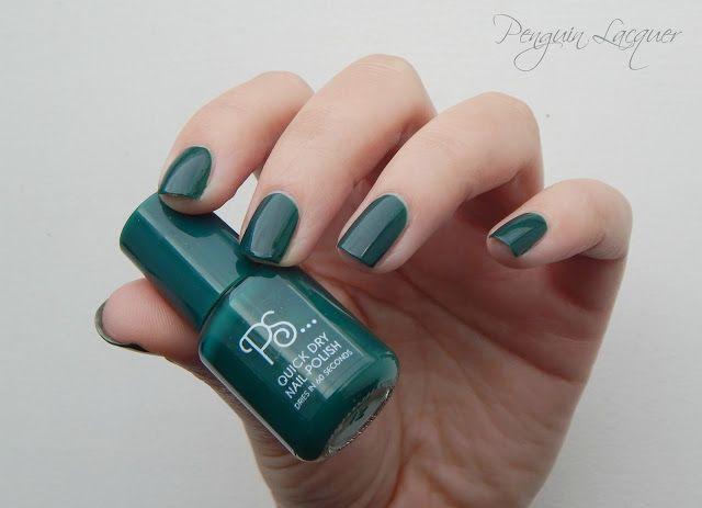 PS Love Quick Dry Nail Polish - 17 Emerald