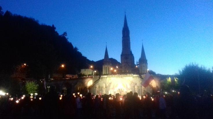 Santuario de Lourdes - Francia