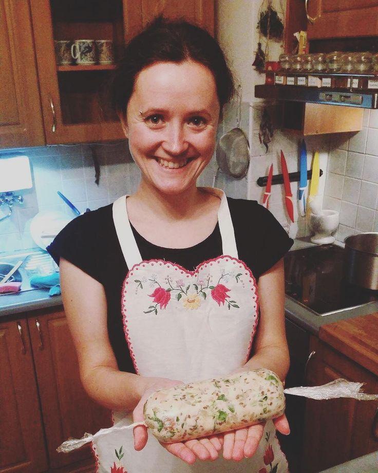 #cooking #vegandumpling #mnamfest #happy #funtime #vegan #foodfest Můj knedlíček!😜☺️😌🕊