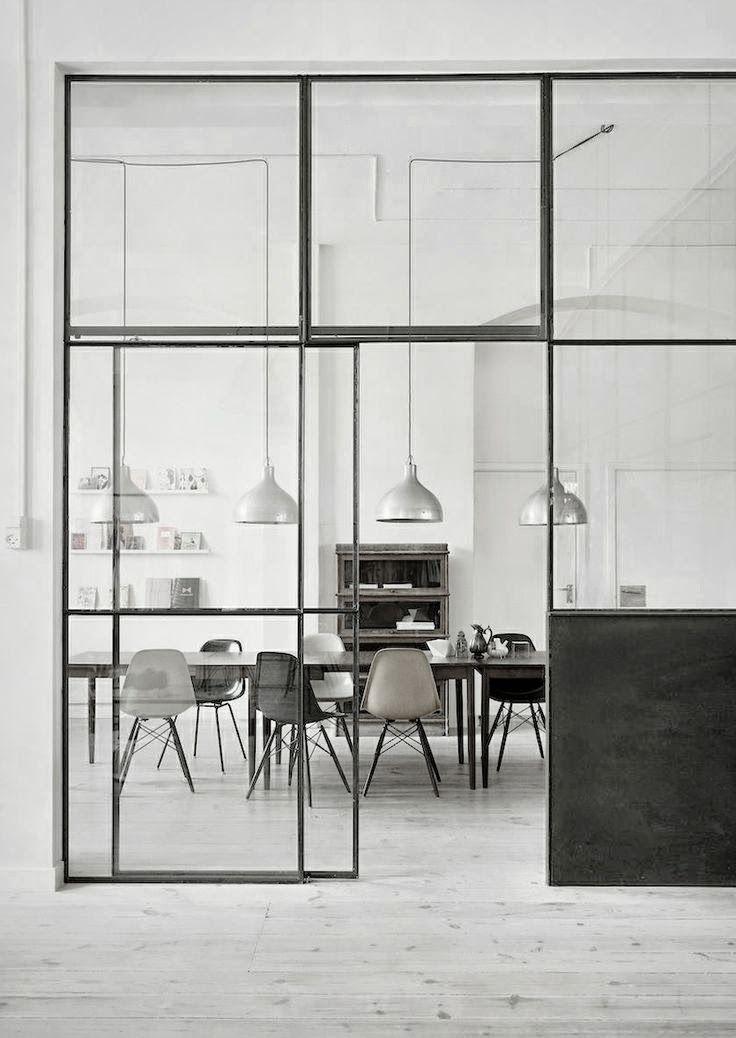Interior Relooking: Le vetrate interne non sono semplicemente dei divisori