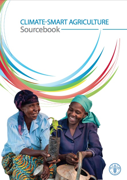 """Climate-Smart Agriculture Sourcebook"" is a reference tool for planners, practitioners and policy makers working in agriculture, forestry and fisheries at national and subnational levels, dealing with the effects of climate change."