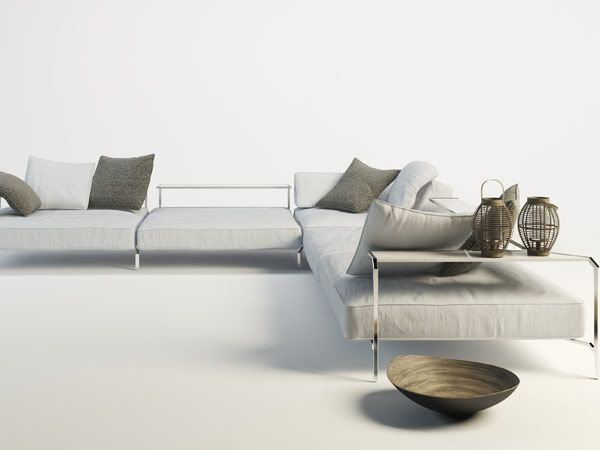 148 best Divani images on Pinterest Couches, Armchairs and Canapes - divanidivani luxurioses sofa design