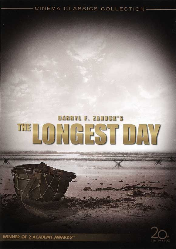 The Longest Day 11x17 Movie Poster (1962)