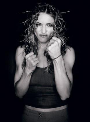 Madonna by Rankin