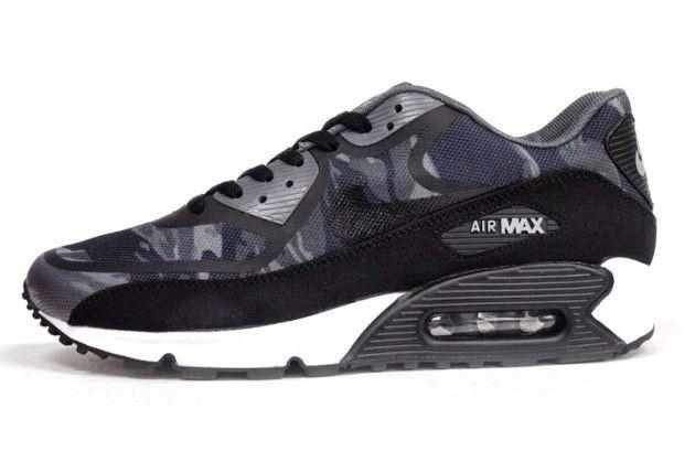 Nike Air Max 90 Premium Tape Camo Pack • Highsnobiety