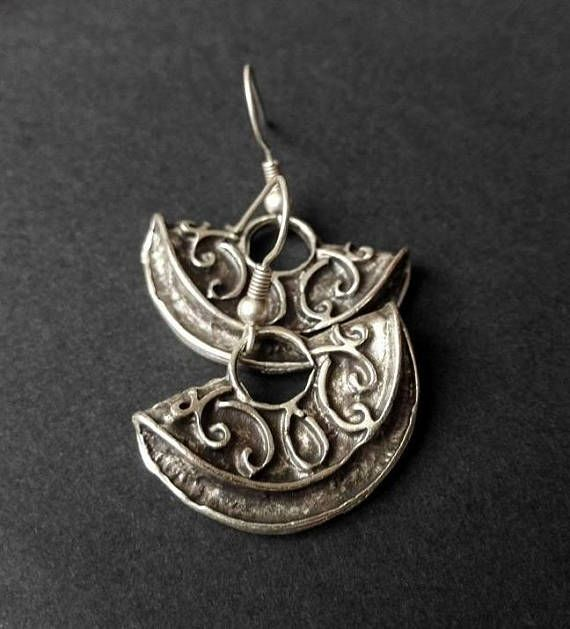 Hey, I found this really awesome Etsy listing at https://www.etsy.com/listing/535644898/ethnic-earrings-antique-silver-plated