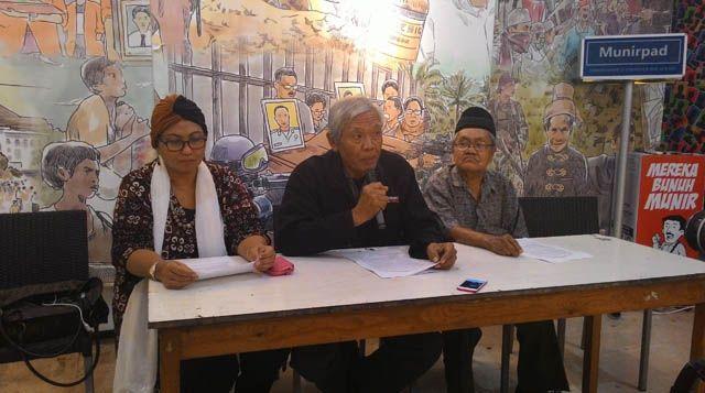 Korban '65 Berhak Atas Jaminan Kebebasan Berpendapat | Majalah Kartini