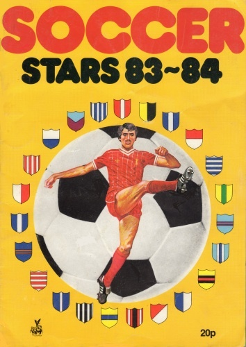 Soccer Stars '83-'84 (Front Cover)