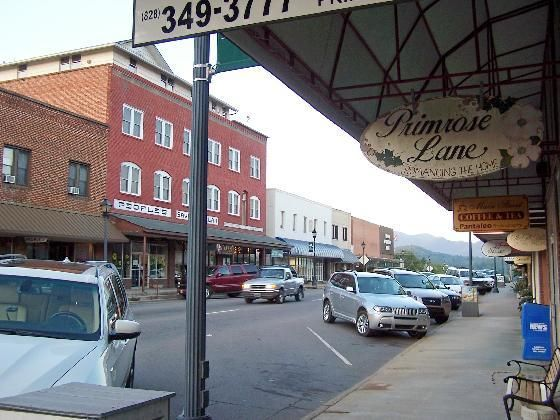 Franklin, N.C. has a whole bunch of thrift stores!!! This link is a list. :)