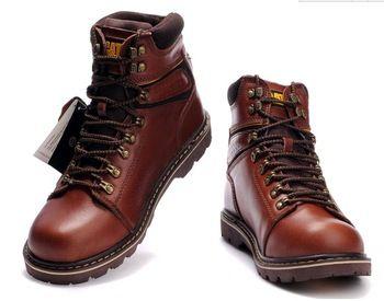 Gros Automne / chaussures de travail est l'hiver Bottes d'homme pour les bottes de moto en cuir hommes femmes , randonnée chaud Outdoor Boots homme