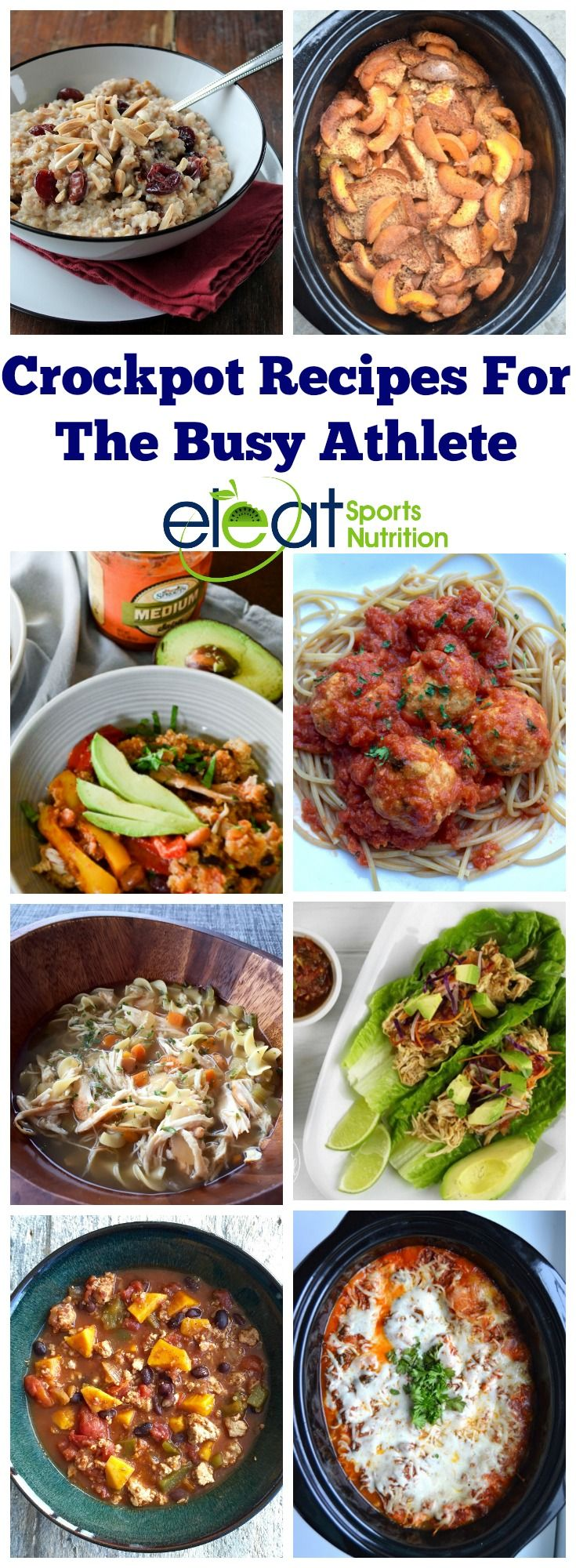 Crockpot Recipes for the Busy Athlete — Eleat Sports Nutrition, LLC