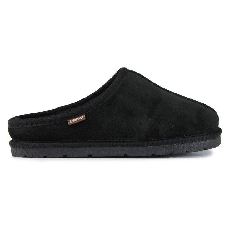Lamo Ladies Mule Slipper Black, Women's, Size: 6 - EW1612 - BLACK - 6
