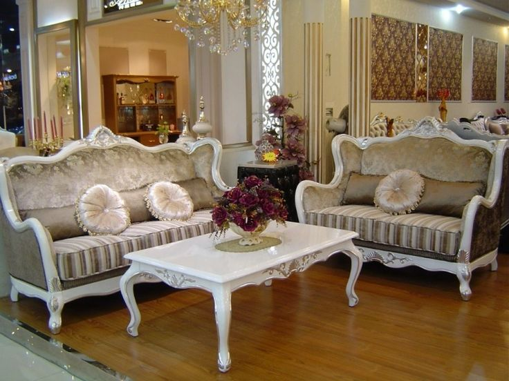 Country Style Sofa Sets