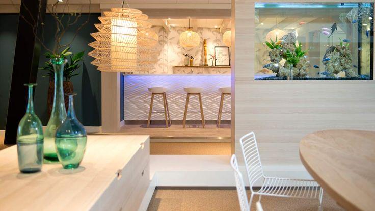 Wordt ondergedompeld in de 'Pool lifestyle' in het Pool & Lifestyle Centre van Starline. Onze Starline specialisten beantwoorden graag al uw vragen omtrent uw wellness project onder het genot van een heerlijk kopje koffie.
