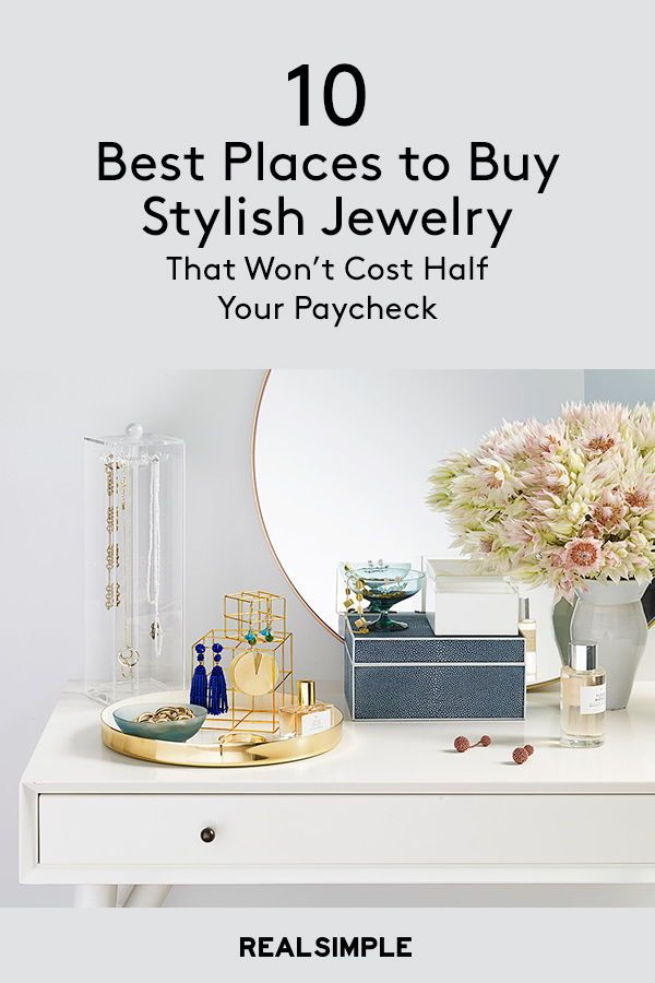 30+ Best places to buy affordable jewelry viral