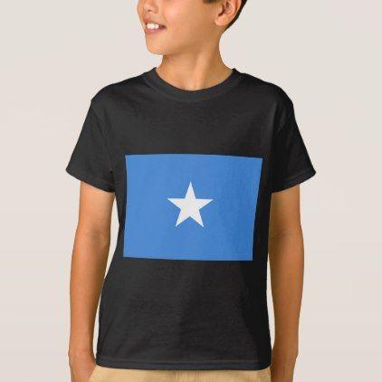 #Low Cost! Somalia Flag T-Shirt - #travel #clothing