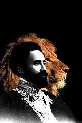 His Majesty, Haile Selassie I, Lion of Judah.