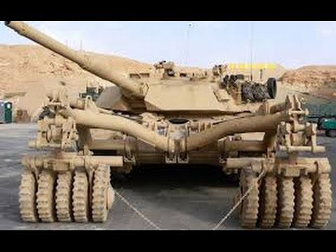5 Things You Don't Know About M1A2 Abrams - Credit: Military.com