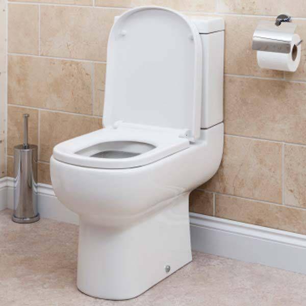 Oceane Space Saving Toilet