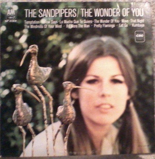 The Sandpipers The Wonder Of You 1969 Vinyl Lp Album