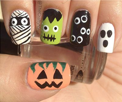 Nails for every event of the year.