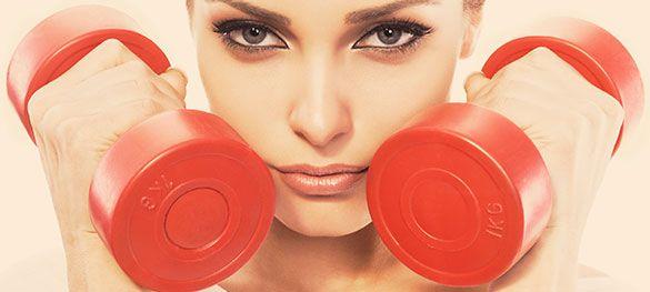 Workout Makeup