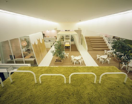 interior office design-Ad agency
