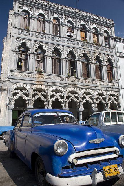 El Palacio de las Ursulinas, Havana, Cuba