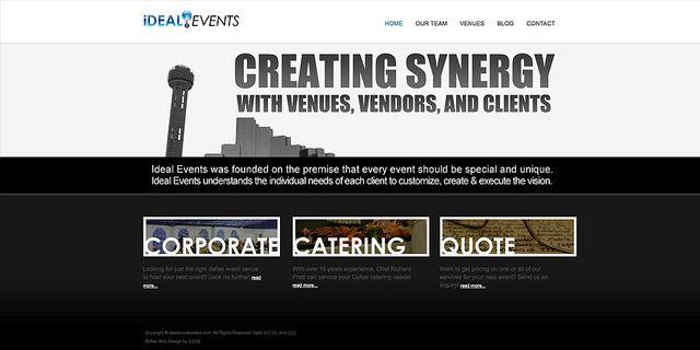 how to create a website design company